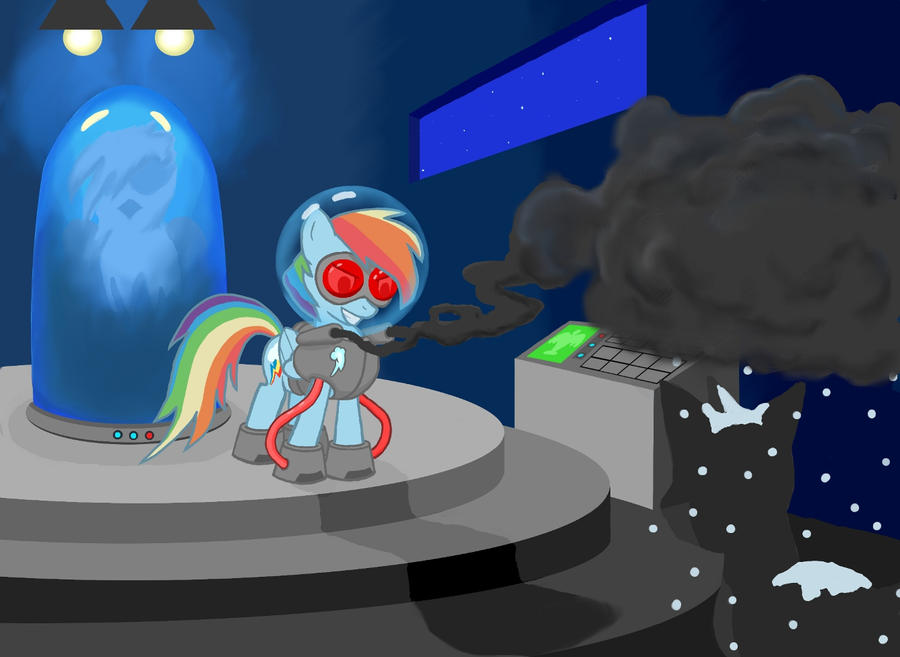 #326120 - artist:blurryhooves-corner, batman, crossover ...  |Batman Rainbow Dash