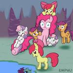 Pinkie CMC Babysitting - 45MC