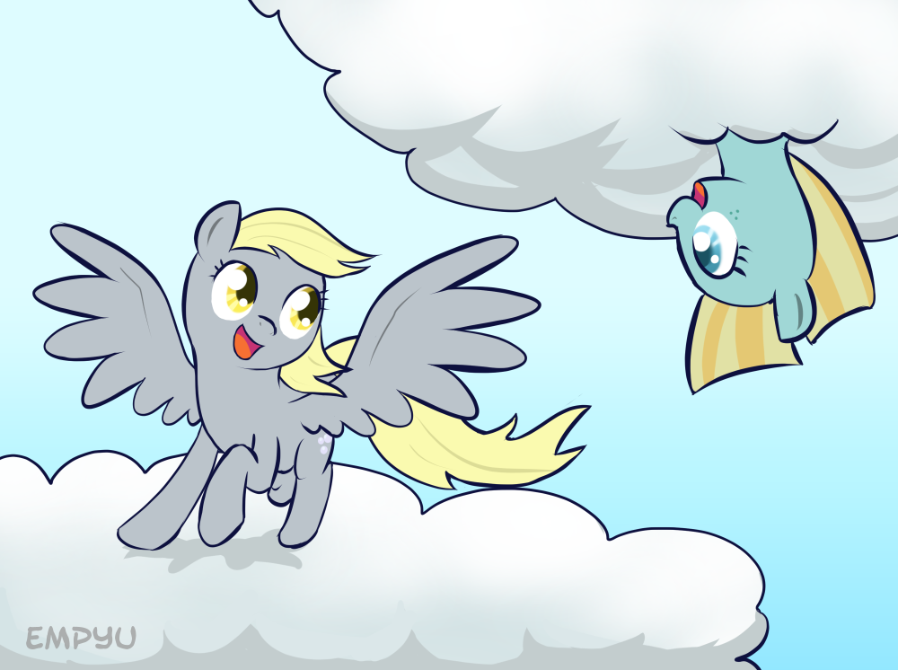 Playful Pegasi - 30MC