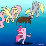 Choco Fountain Pinkie - 30MC
