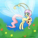 Fluttershy Breezy Bowl - 30MC