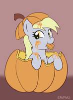 Pumpkin Derpy - 30MC by Empyu