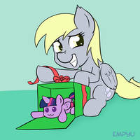Wrapping Presents - 30MC by Empyu