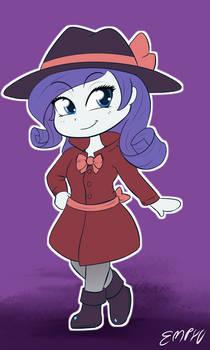 Chibi Detective Rarity - 30MC