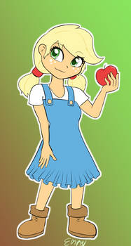 Teen Applejack - 30MC