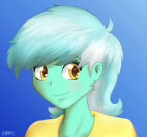 Lyra Heartstrings Portrait