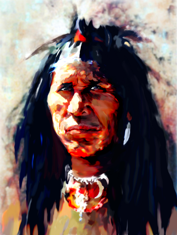 Blood man III by rageofreason