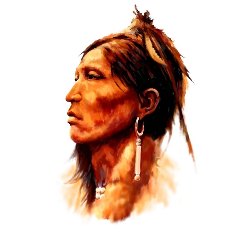 Kiowa  warrior by rageofreason