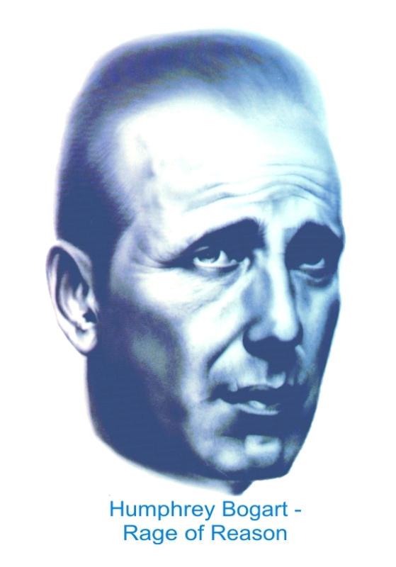 Humphrey Bogart by rageofreason