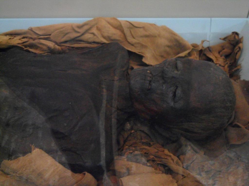 The Mummy by PoisonedRazorBlades