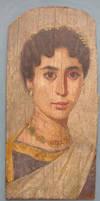 Romano-Egyptian Lady