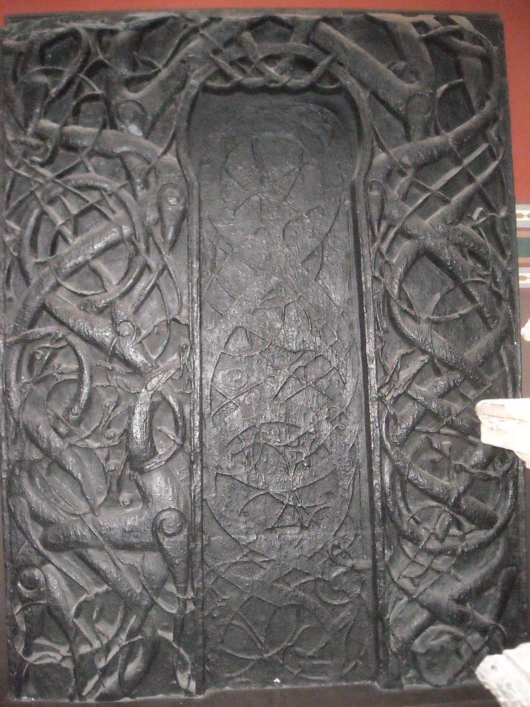 V and A Viking door carving by photodash ... & V and A Viking door carving by photodash on DeviantArt