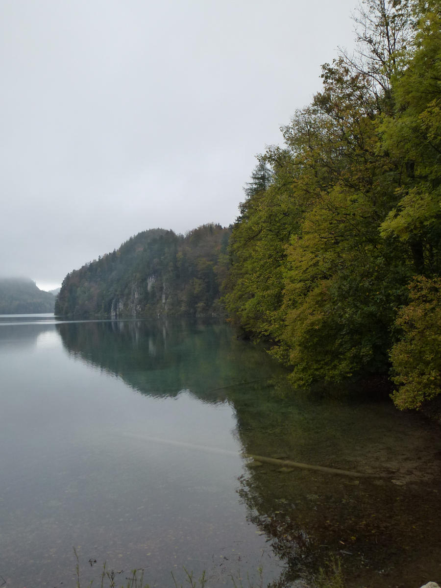 Bavaria stock lake by photodash