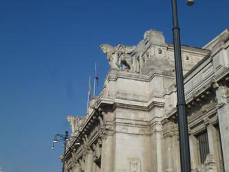 Milan Station by photodash