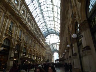 Galleria, Milan by photodash
