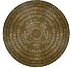 medieval tiled floor 2