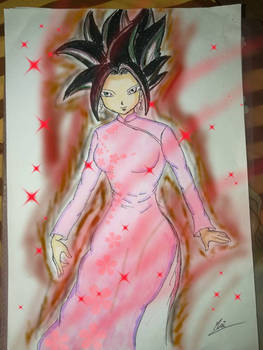 another kefla with changed color