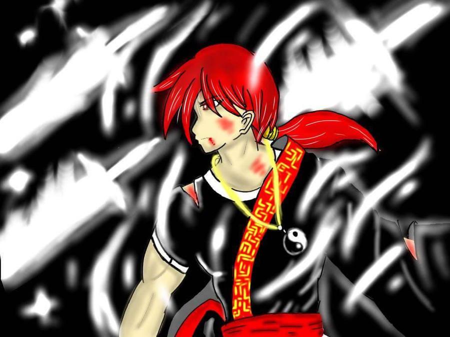 my original character  by HaiKaiser12