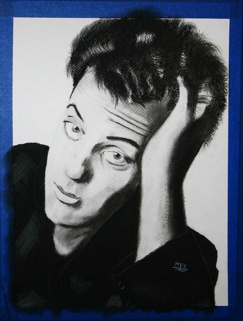 Billy Joel by mearley