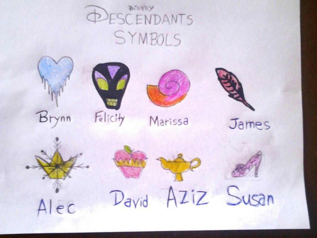 Princess rosalinda princess protection program by taystar92 on disney descendants symbols by taystar92 buycottarizona