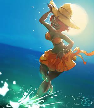 Sea, Sun and ... Fun!