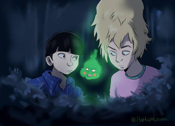 Mob100  redraw by lauramansfield