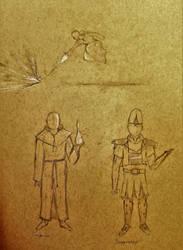 Wizards! by Kthco