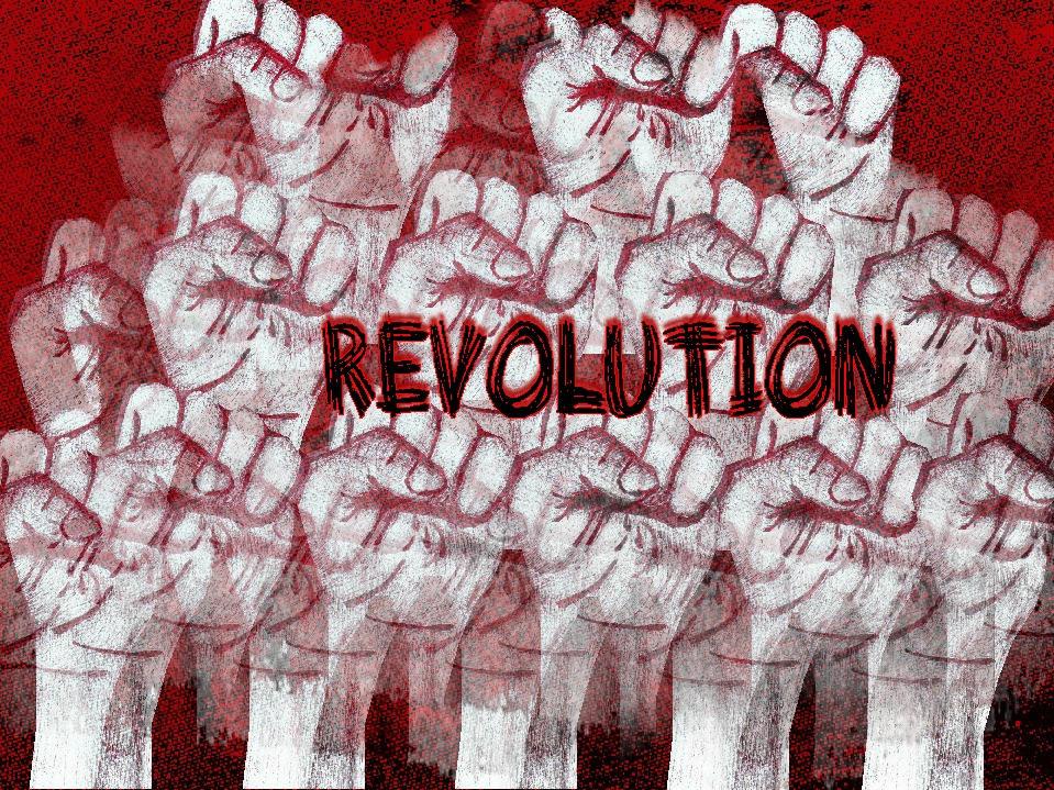 Revolution by AsaGreen