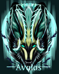 [P] Avalas, the Dream Eater by echiax
