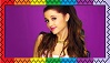 Ariana Grande Stamp by allecca