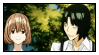 Hiramaru and Aoki Stamp by InvisibleJune