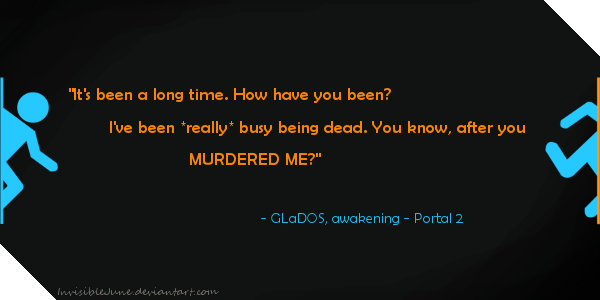 quote 3 glados by invisiblejune on deviantart