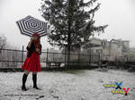Snowbelle City (Serena Cosplay)