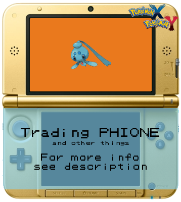 Trading Phione and other by InvisibleJune