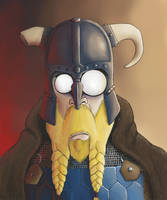 1. Viking by HarveyDentMustDie