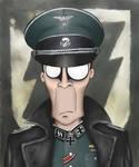 2. SS Officer by HarveyDentMustDie