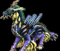 Dragon Kirin
