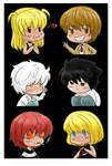 DN chibi collection