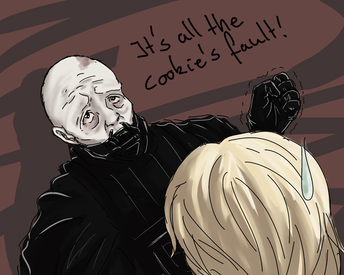 The cookie's fault by rayn44