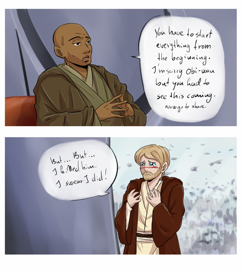 The ***Official*** LACWAC Fan Art Thread | Page 22 | Jedi