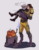 Fearless Jedi by rayn44