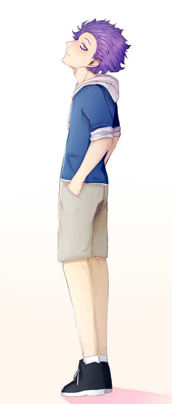 Hitoshi Casual by TimeforPika