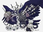 Crow of a dream by Koggg