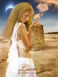 Zodiac : Leo by clair0bscur
