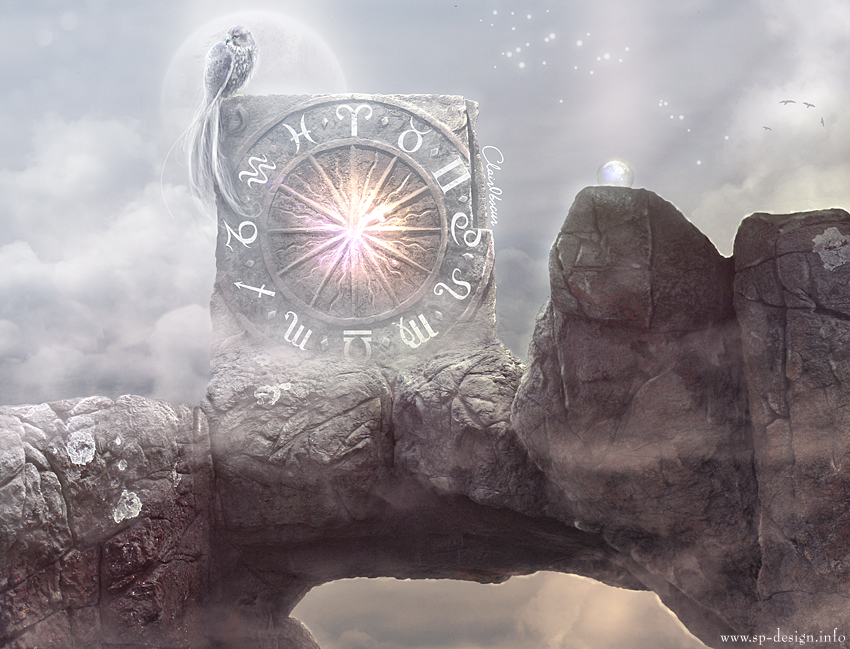 Guardian of zodiac by clair0bscur on deviantart for Art jardin creation