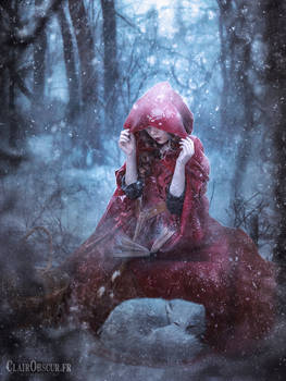 The story of the Little Red riding Hood