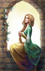 Belle by Anikeyka