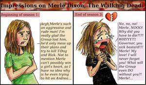 BHR: The Walking Dead Merle Dixon