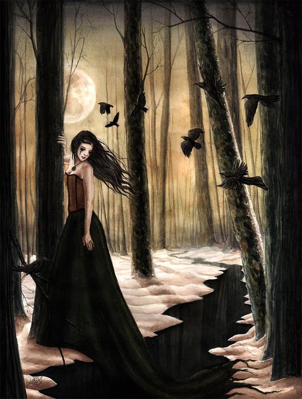 Lunar Lament by Melodieous