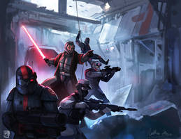 Domination, The Sith Empire by Hanonaut
